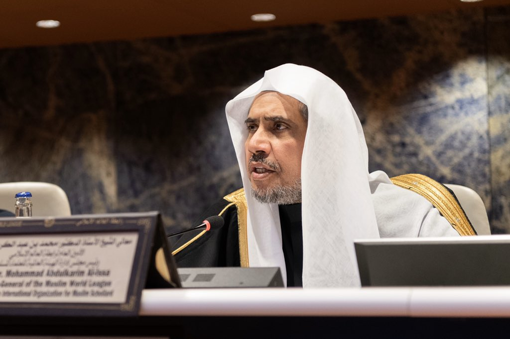 """Religious and intellectual institutions must be aware of their responsibility in countering extremism, violence, and terrorism ideas, by looking into the details of their ideology and to dismantle it in depth and precision."" - HE Dr. Mohammad Alissa MWL in Geneva"
