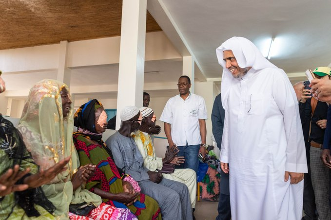 MWL funds life-changing cataract operations in Senegal and across the continent of Africa