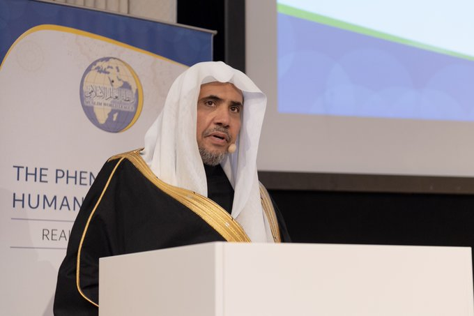 HE Dr. Mohammad Alissa opened the Symposium on the Phenomenon of Human Trafficking in Stockholm