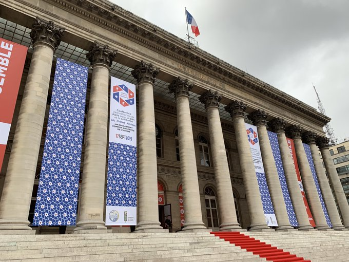 Today in Paris, the Muslim World League with will host Muslim, Jewish and Christian leaders from around the world at the Paris International Conference for Peaceand Solidarity