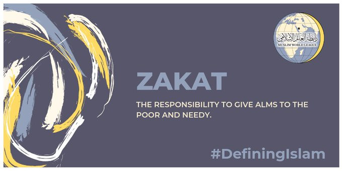 Zakat is one of the Five Pillars of Islam that considers charitable giving to benefit the needy as an act of worship