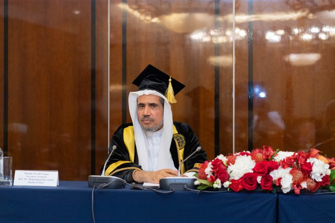 HE Dr. Mohammad Alissa strives to promote intercultural cooperation on all fronts