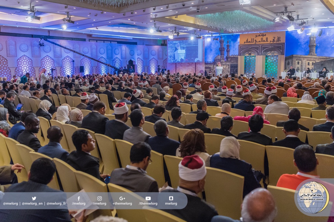 "Addressing Al-Azhar Peace Conference gathering, the SG said ""the rate of terrorist extremism compared to moderate people is 1 in 200,000."