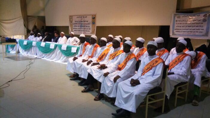 More than 2000 guests watched the graduation of the MWL IOMHQ's students. The event was sponsored by the Burkina Faso's Government.