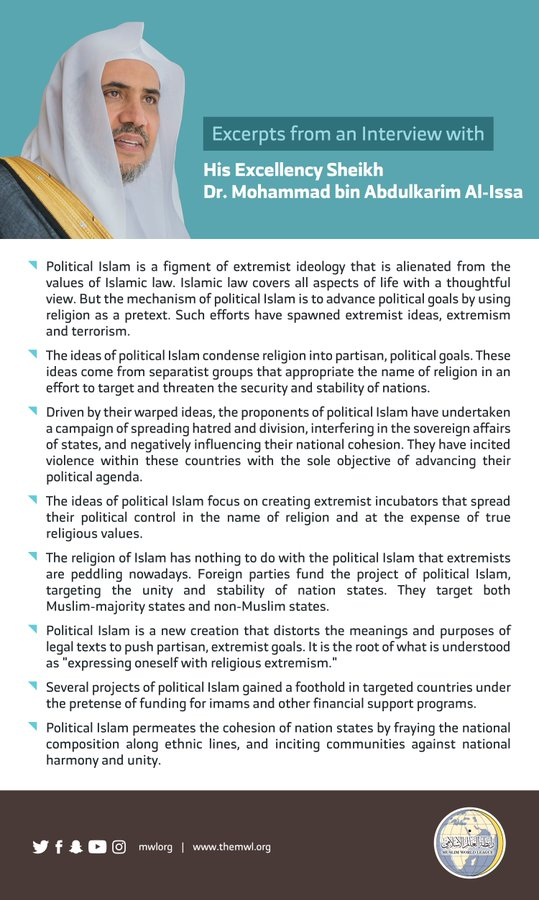 Read the excerpts from HE Dr. Mohammad Alissa's latest interview