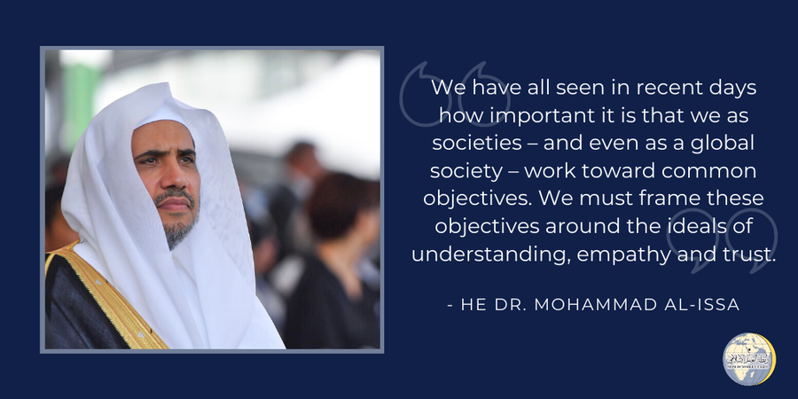 The MWL advocates that societies work toward common objectives