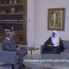 The Lebanese President receives the MWL's SG during his official visit to Lebanon