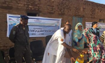 MWL continues its urgent relief project to tackle the wave of drought sweeping through some African countries