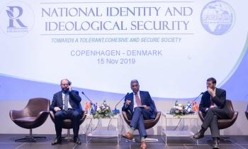 "In cooperation with its international partners, the Muslim World League, at the #Copenhagen Forum, concluded its initiative in the Scandinavian countries on ""Positive Integration and Inclusive Citizenship""."
