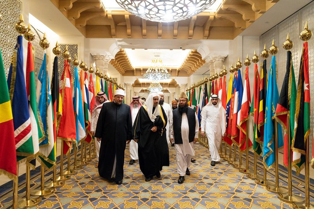 The Musim World League Supreme Council is holding its annual meeting in Makkah
