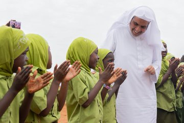 The Muslim World League is committed to investing in youth
